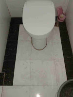 cuci toilet / kamas mandi