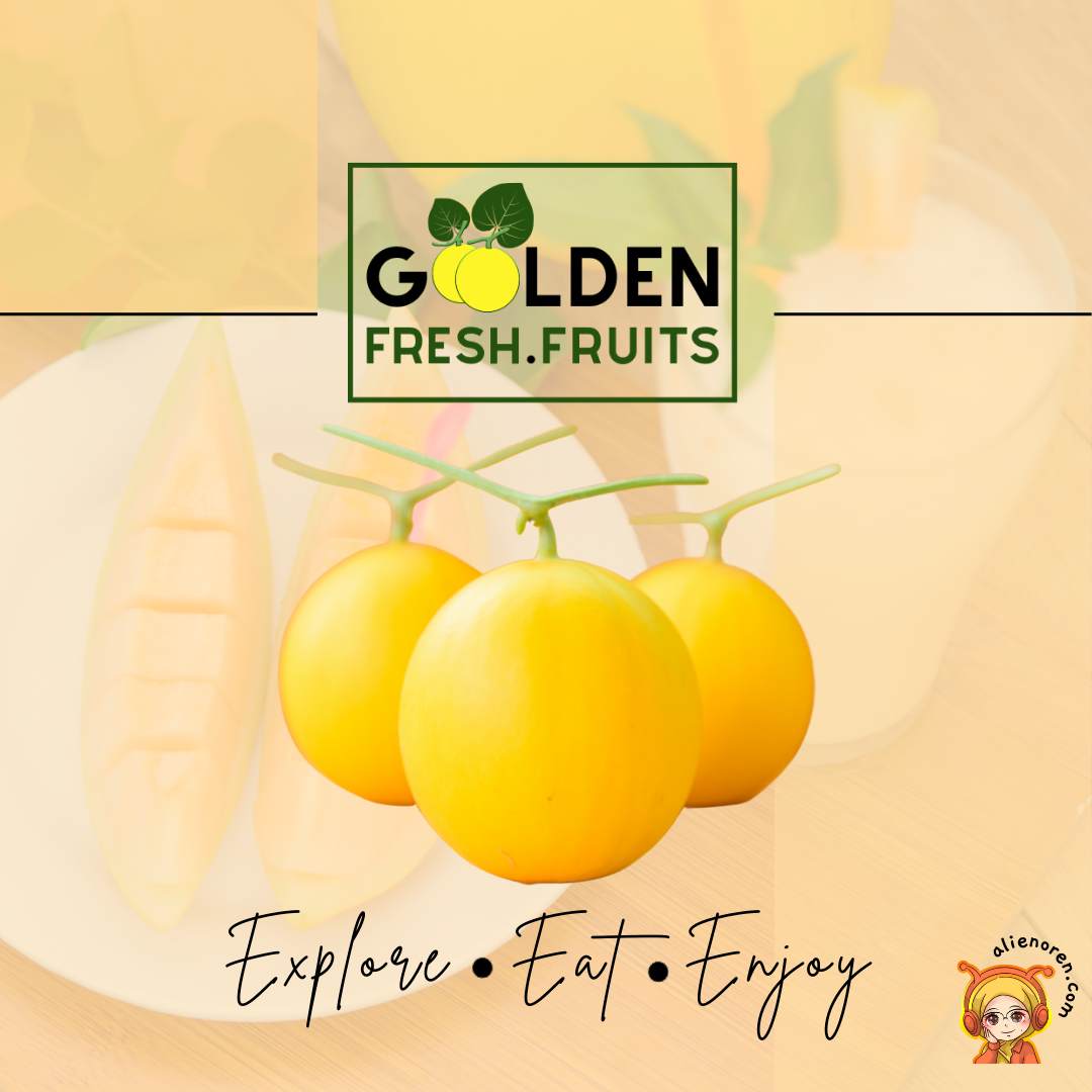 Pengenalan Golden Fresh Fruits