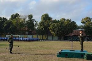 Upacara Hari Kesaktian Pancasila Tahun 2019 Kodam IX/Udayana