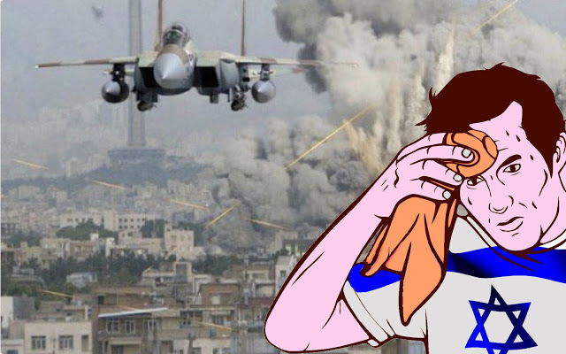 IS THE ISRAELI AIR FORCE NOW AFRAID TO BOMB SYRIA?