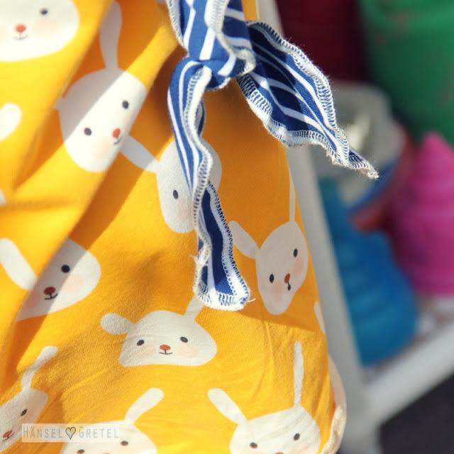 Mädchenkleid nach Farbenmix Schnittmuster XOLO selbst genäht