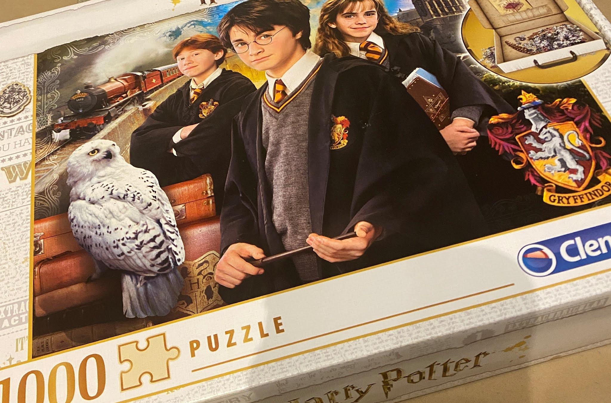 Harry Potter jigsaw