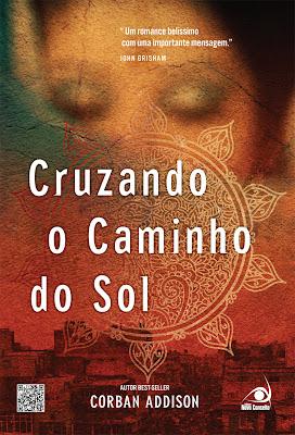News: A Editora Novo Conceito traz o autor Corban Addison pra Bienal de SP. 17
