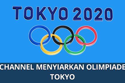 [Update] Berikut Stasiun Televisi yang Siarkan Olimpiade Tokyo
