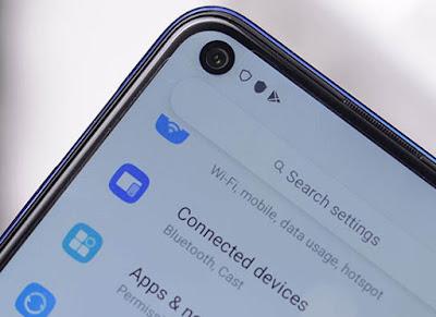 مراجعة هاتف Tecno Camon 12 Air أرخض هاتف بشاشة بثقب فى الأسواق