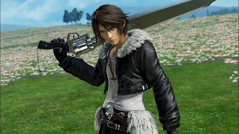 Final Fantasy 8 Remake Revealed at E3 2019