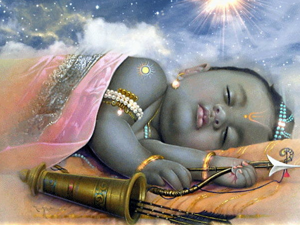 Ramayana Chapter 1-  Birth of Rama