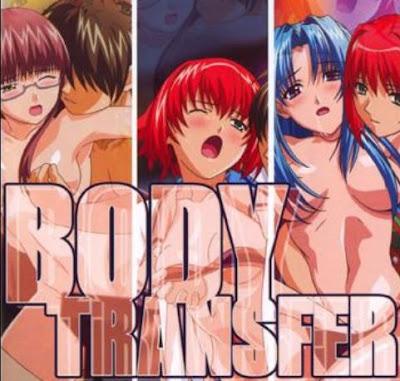 Hentai Body Transfer Episódio 2