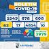 Juazeirinho tem 62 casos ativos e 3.979 vacinados contra a COVID-19