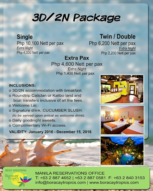 Boracay Travel Packages and Promos