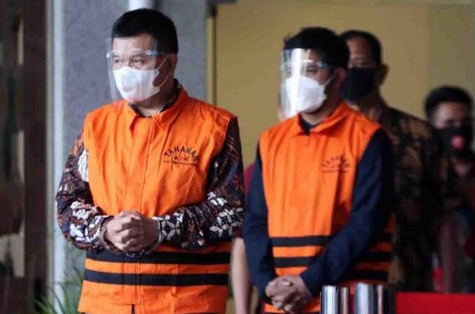 Bupati Bandung Barat Aa Umbara Sutisna dan Anaknya Jadi Tersangka Kini Ditahan KPK