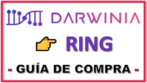Cómo y Dónde Comprar Criptomoneda DARWINIA NETWORK (RING)