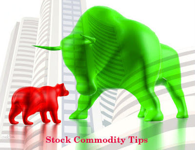 Indian Stock Market Trading Low, Bullion Market Up | Intraday Tips | Commodity Tips