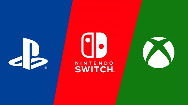 Playstation, Nintendo Switch y Xbox