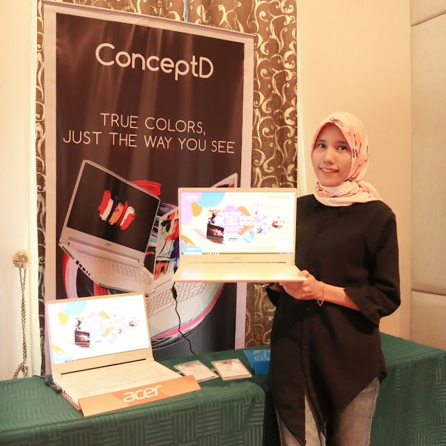 Acer Day 2019 di Medan, Perkenalkan Laptop Tertipis & Teringan di Dunia