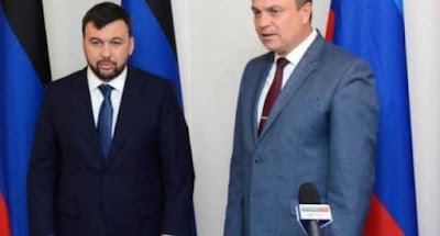 """Росія наполягає на прямих переговорах України з """"республіками"""" ОРДЛО"""