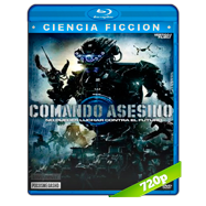 Comando Asesino (2016) BRRip 720p Audio Dual latino-Ingles