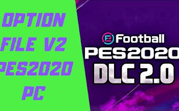 Option File V2   DLC2.01   PES2020   Pc
