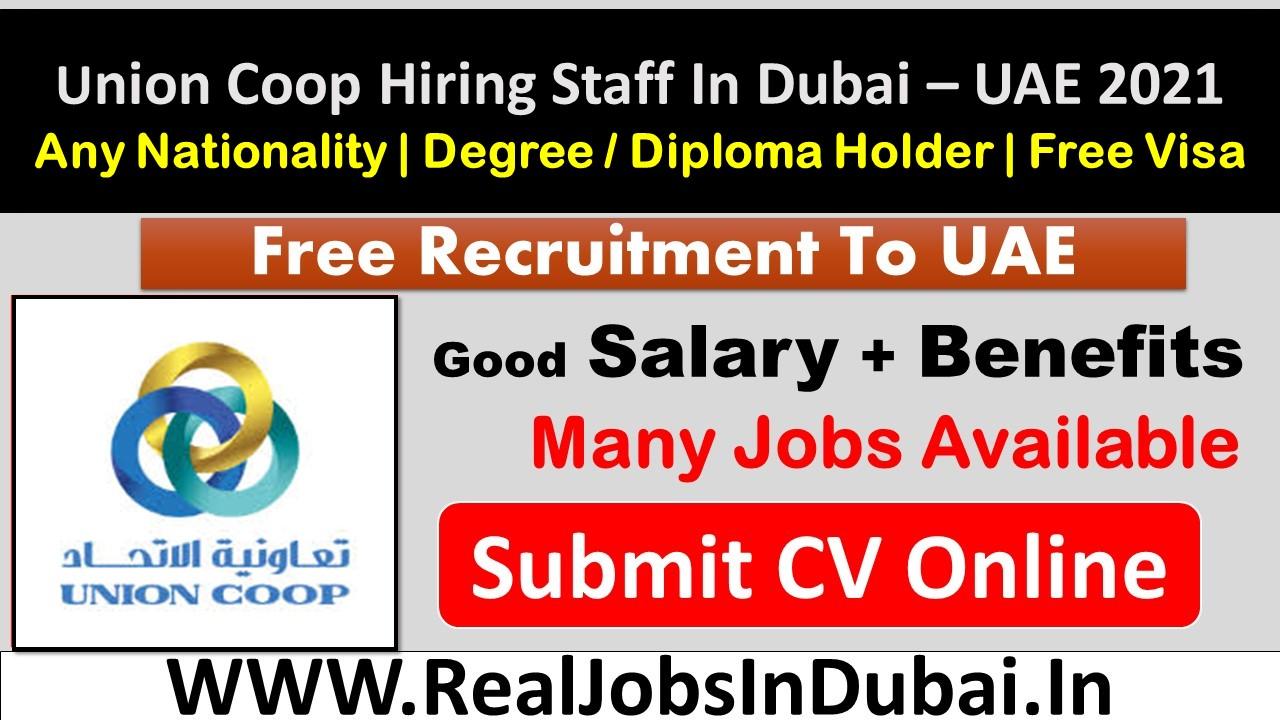 union coop careers, union coop dubai careers, union coop uae careers, union coop careers Dubai.