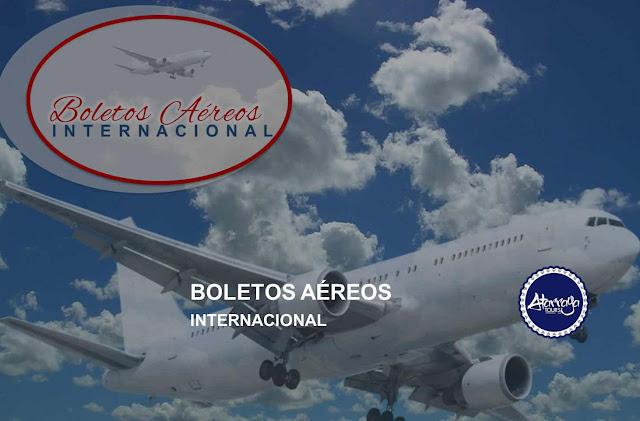 IMAGEN Boletos Aéreos internacional