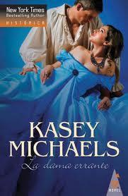 La dama errante, Kasey Michaels