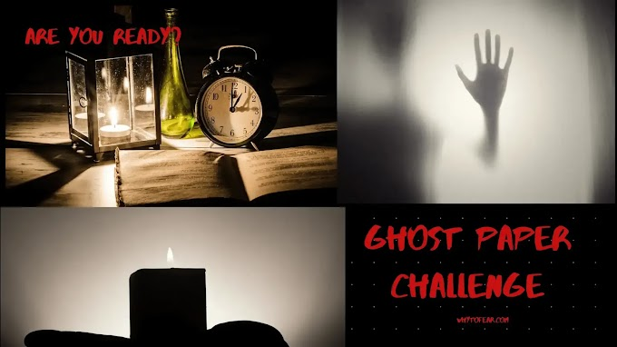 Gost paper challenge at 3am-Rules,Rituals