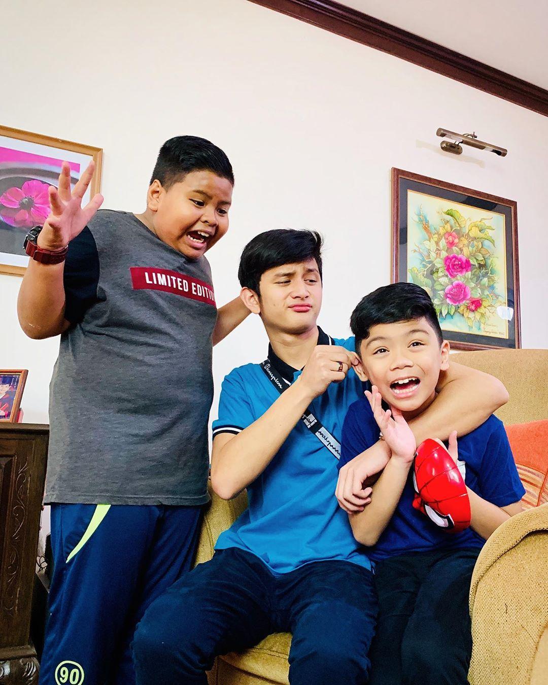 Ketot Nak Raya Kat Kampung tv2