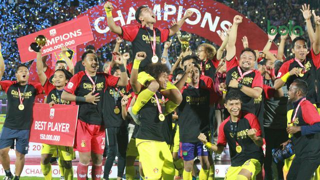 Persik Juara Liga 2 2019