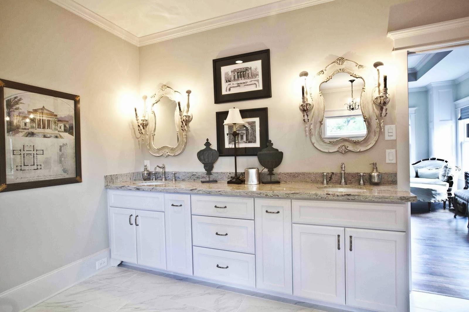 Frenchy Bathroom