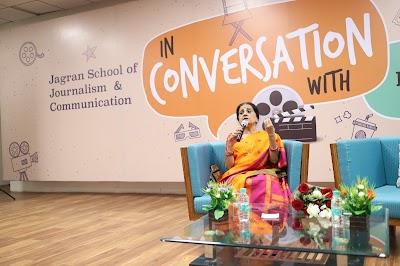 In Coversation with Padamshree Ms. Bhawana Somaaya
