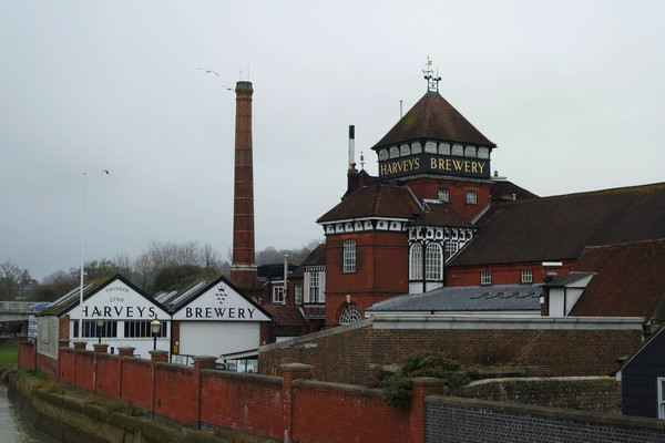 lewes sussex harveys brewery