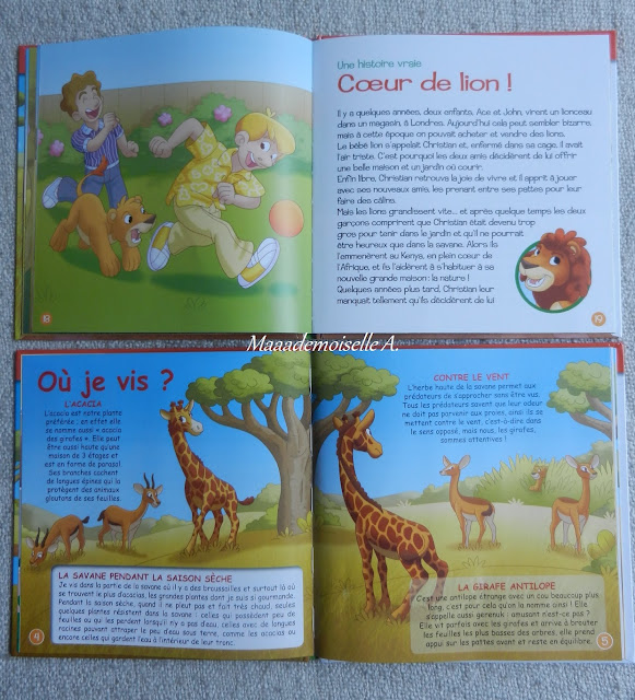 Collection Altaya Le monde des animaux sauvages