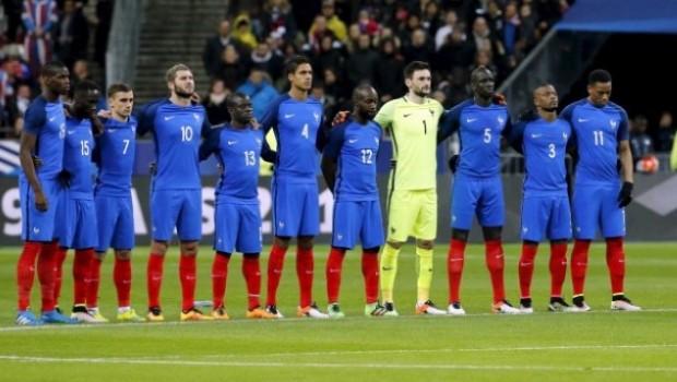 Skuat Timnas Prancis (EURO 2016)
