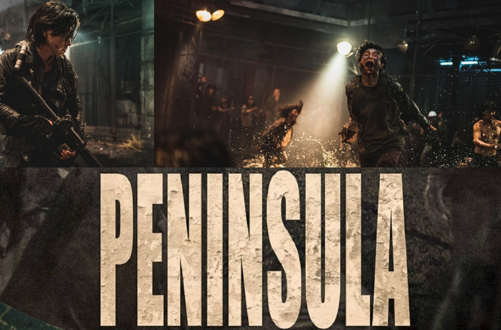 Train To Busan's Sequel, 'Peninsula' Release Photos of Kang Dong Won When Fight Zombies