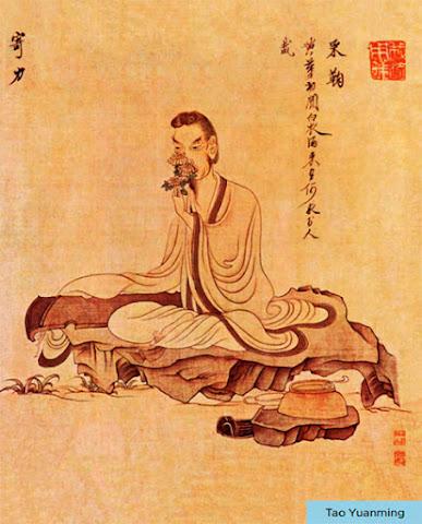 Tao Yuanming penyair China