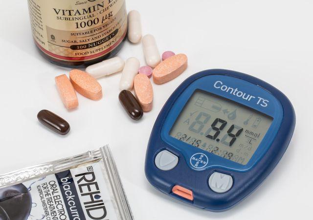 Interacciones en diabéticos