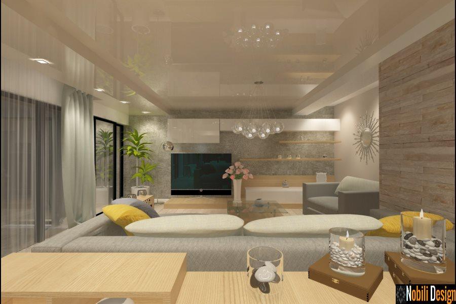 Design interior casa moderna Bucuresti - Design Interior | Amenajari Interioare - Bucuresti