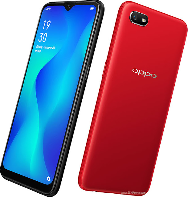 Oppo A1K CPH1923 Pattern Unlock Tested Firmware
