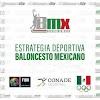 Xochitl Lagarda presenta la nueva estrategia deportiva por el baloncesto mexicano