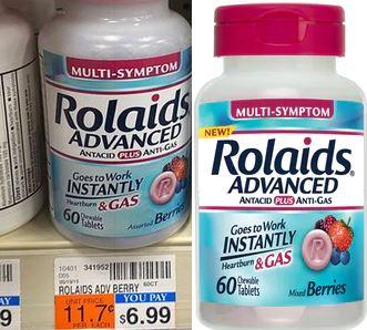 Rolaids Antacid Chewables $0.99 at CVS 12/29-1/4
