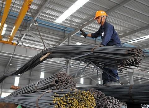 Viễn cảnh khó khăn của ngành thép