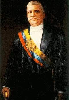 Presidente Lizardo Garcia Ecuador