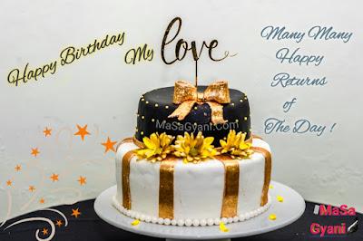 lover birthday wish