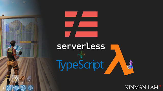 How to Build a Web Services with Serverless + Typescript + DynamoDB