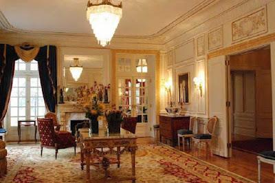 Amenajare casa stil clasic francez Bucuresti - Amenajari Interioare case clasice Bucuresti
