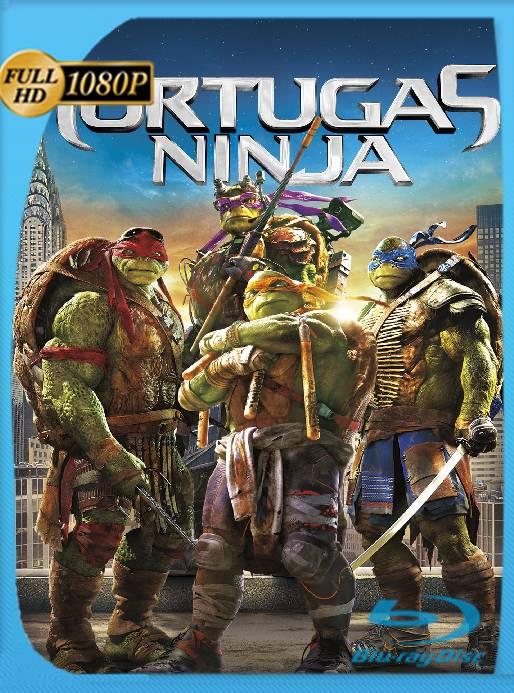 Tortugas Ninja (2014) BRRip 1080p Latino [GoogleDrive] Ivan092