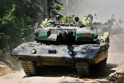 Leopard 2A4Ri TNI AD, Main Battle Tank Penjaga Ibu Pertiwi