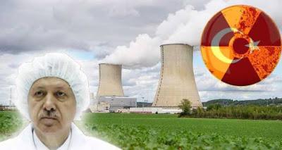 Σοκ! Στην Θράκη ο τρίτος πυρηνικός σταθμός της Τουρκίας