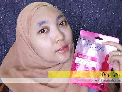 loreal paris revitalift pro youth face mask
