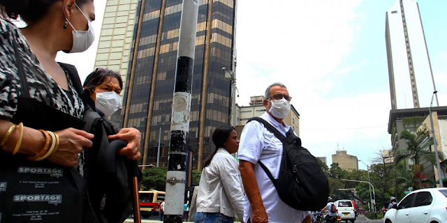 Tercera víctima del COVID 19 en Colombia se produjo en Santa Marta